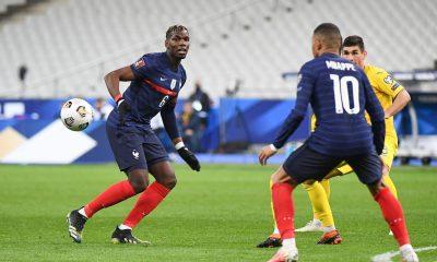 """Pogba assure que Mbappé et Rashford """"sont le présent et l'avenir du football"""""""