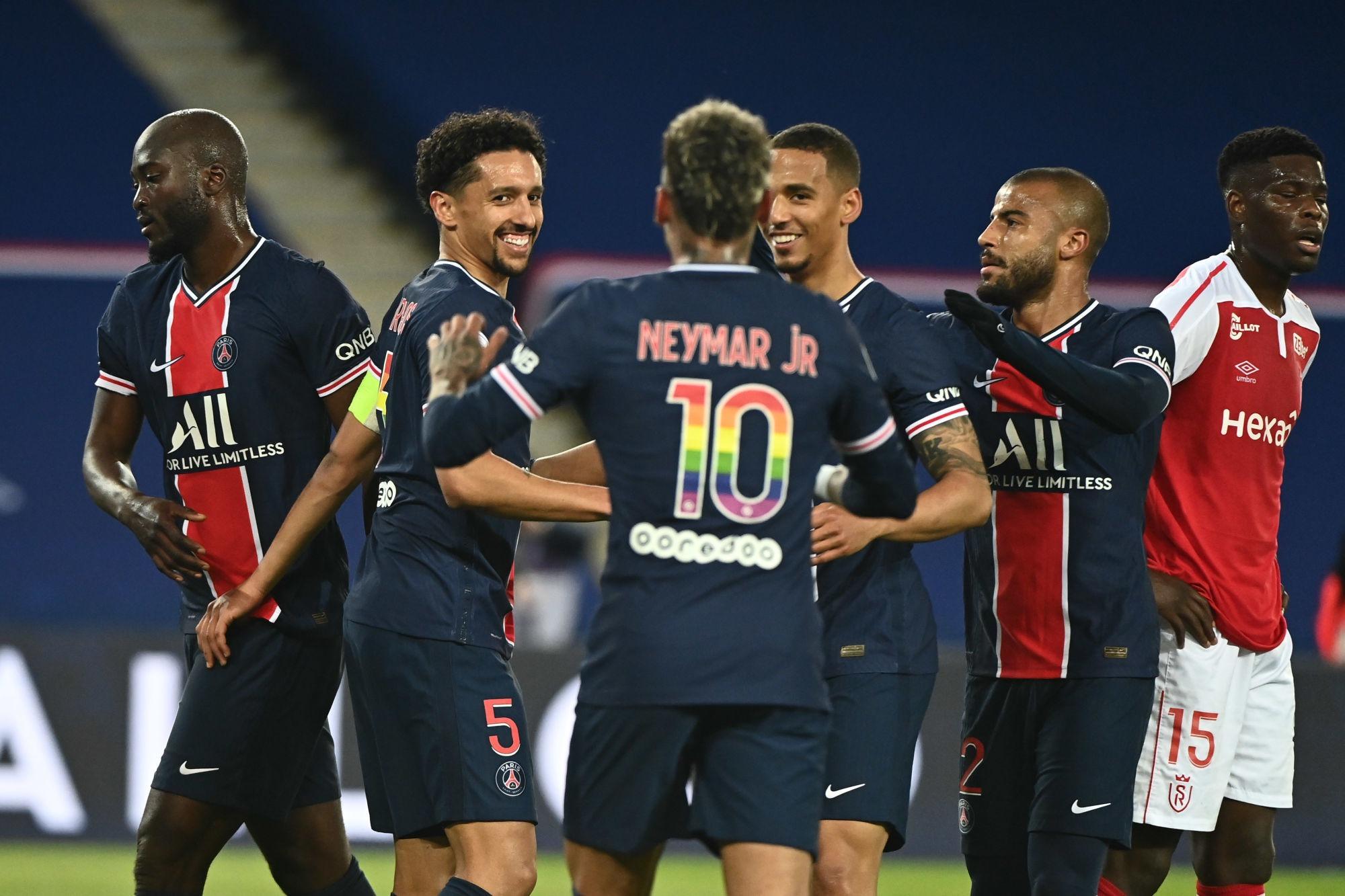 Résumé PSG/Reims (4-0) - La vidéo des buts et des temps forts du match