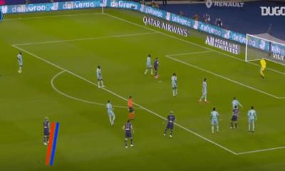 Retrouvez le top 5 des buts du PSG en Ligue 1 2020-2021