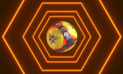 Officiel - La LFP dévoile le ballon de la saison 2021-2022