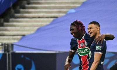 Monaco/PSG - Mbappé élu meilleur joueur par les supporters parisiens