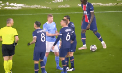 City/PSG - Le film de RMC Sport sur l'élimination parisienne, avec l'affaire des insultes de l'arbitre