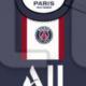 De nouvelles photos du maillot domicile du PSG 2021-2022 sont publiées