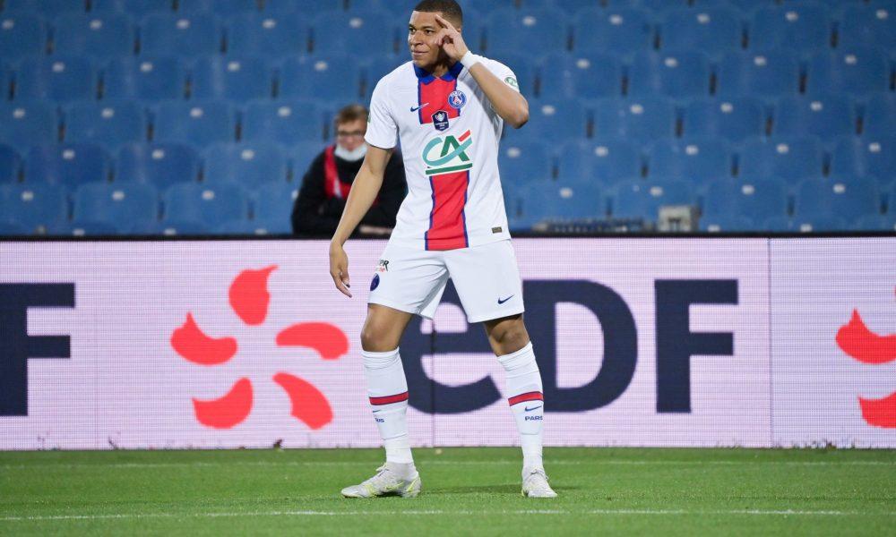 Montpellier/PSG - Mbappé élu meilleur joueur par les supporters parisiens