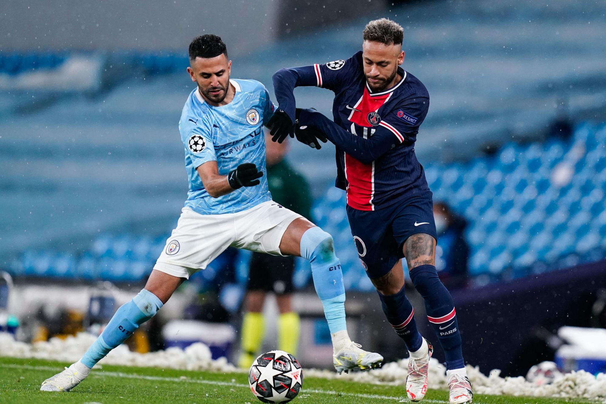 City/PSG - Les notes des Parisiens : Neymar symbole du manque de réalisme