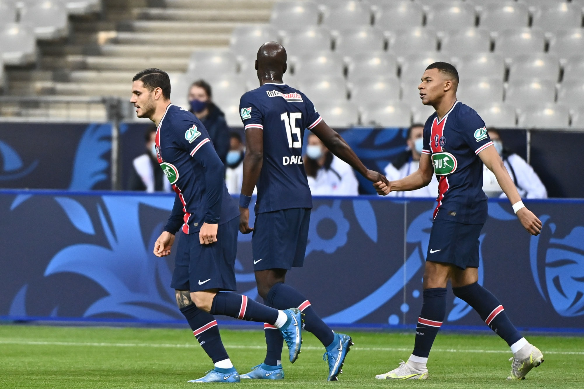 Monaco/PSG - Les notes des Parisiens : finale remportée au collectif, Mbappé décisif