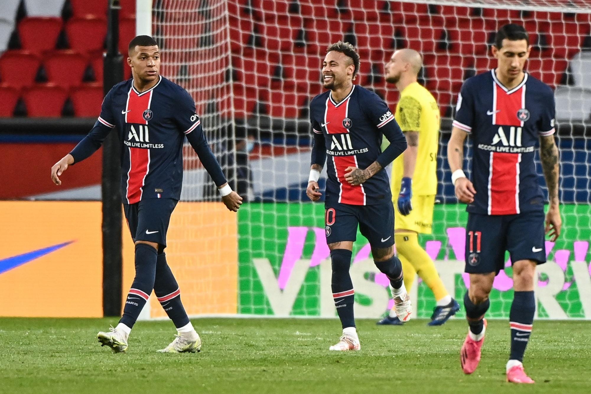 PSG/Reims - Les notes des Parisiens dans la presse : Neymar de retour en forme