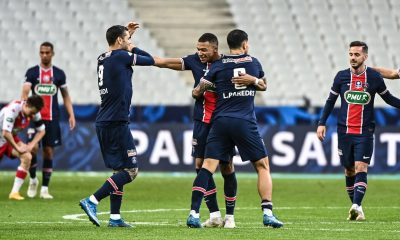 Monaco/PSG - Les notes des Parisiens dans la presse : Mbappé joueur du match