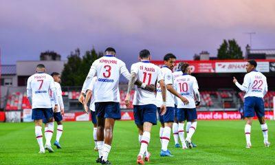Brest/PSG - Les notes des Parisiens dans la presse : Neymar est seul en-dessous de la moyenne