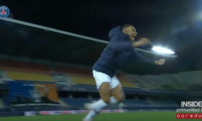 Montpellier/PSG - Revivez la qualification parisienne au plus près des joueurs parisiens