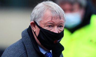 City/PSG - Sir Alex Ferguson a passé plus d'une heure à l'hôtel des Parisiens ce matin