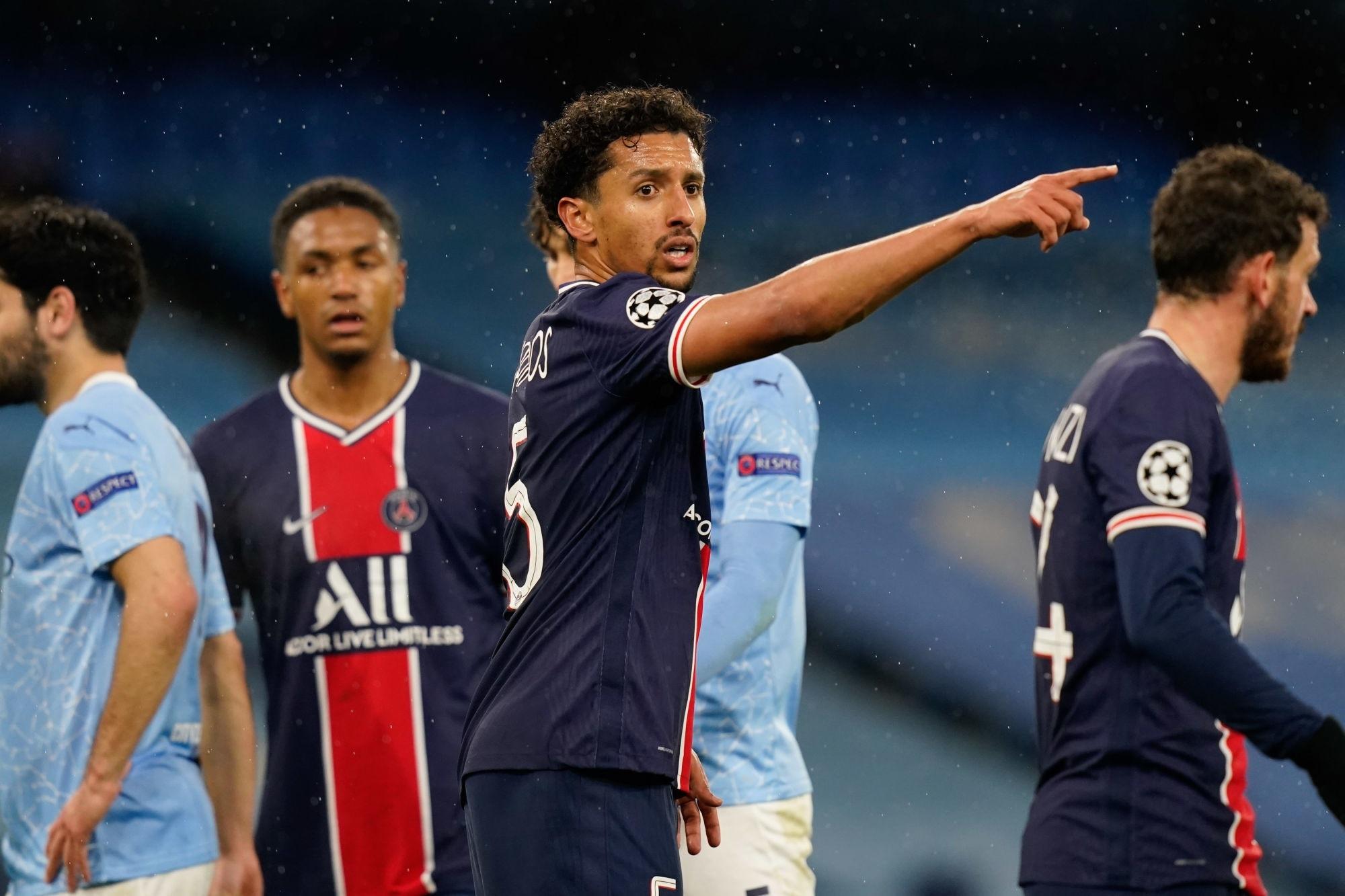 City/PSG - Les tops et flops de l'élimination parisienne