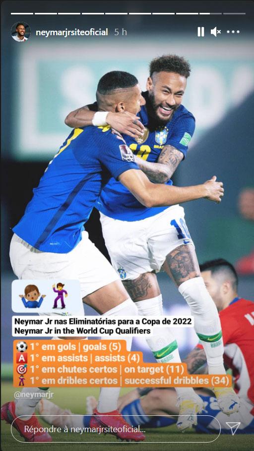 Les images du PSG ce mercredi: Matchs internationaux et buts des Parisiens