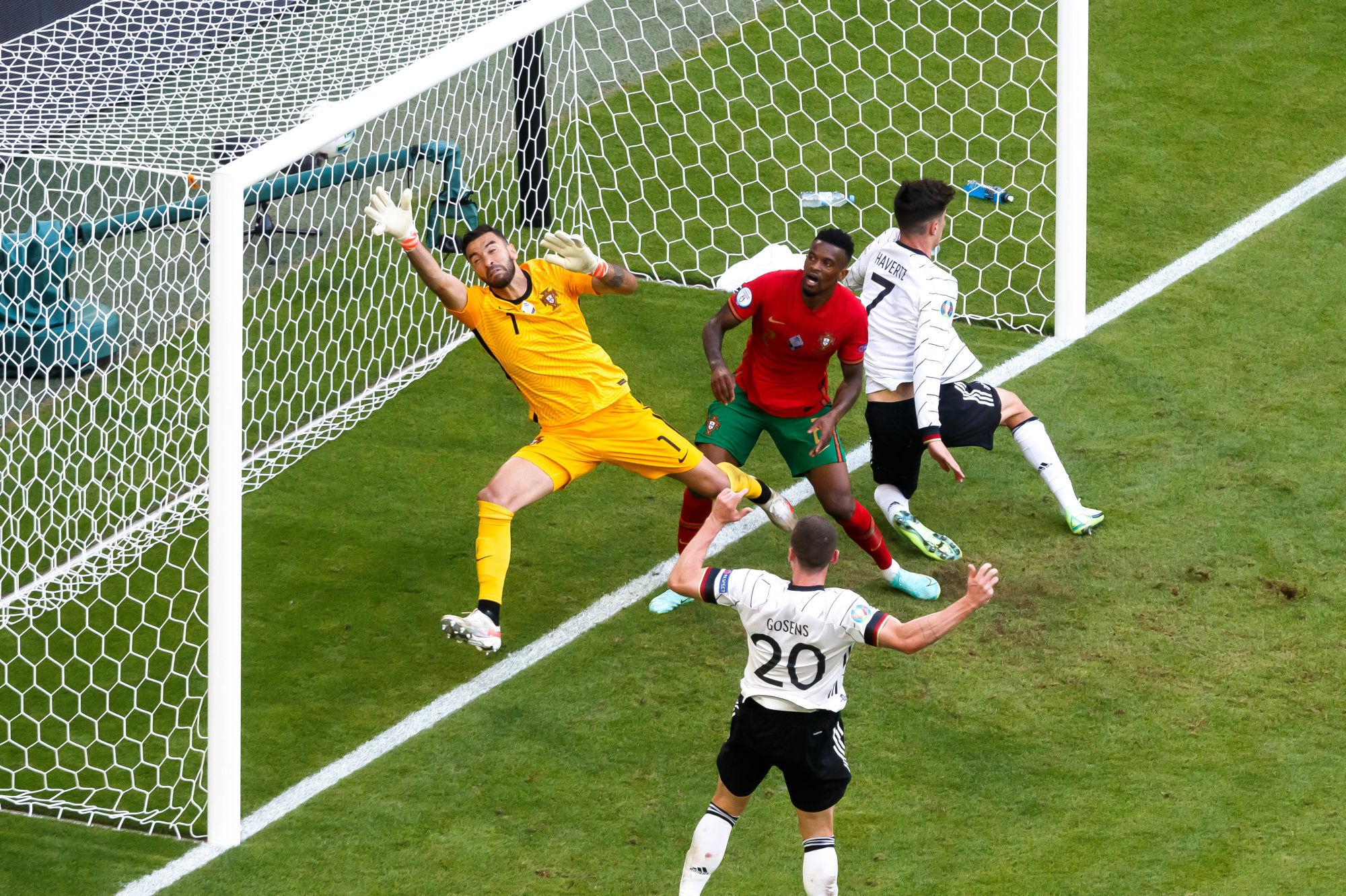 Résumé Portugal/Allemagne (2-4): La vidéo avec les buts