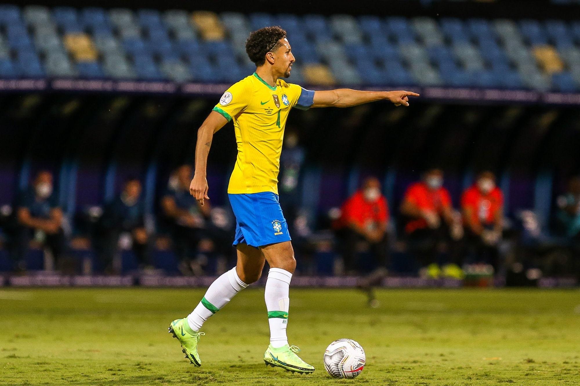 Brésil/Equateur - Marquinhos solide et Neymar au repos lors du match nul