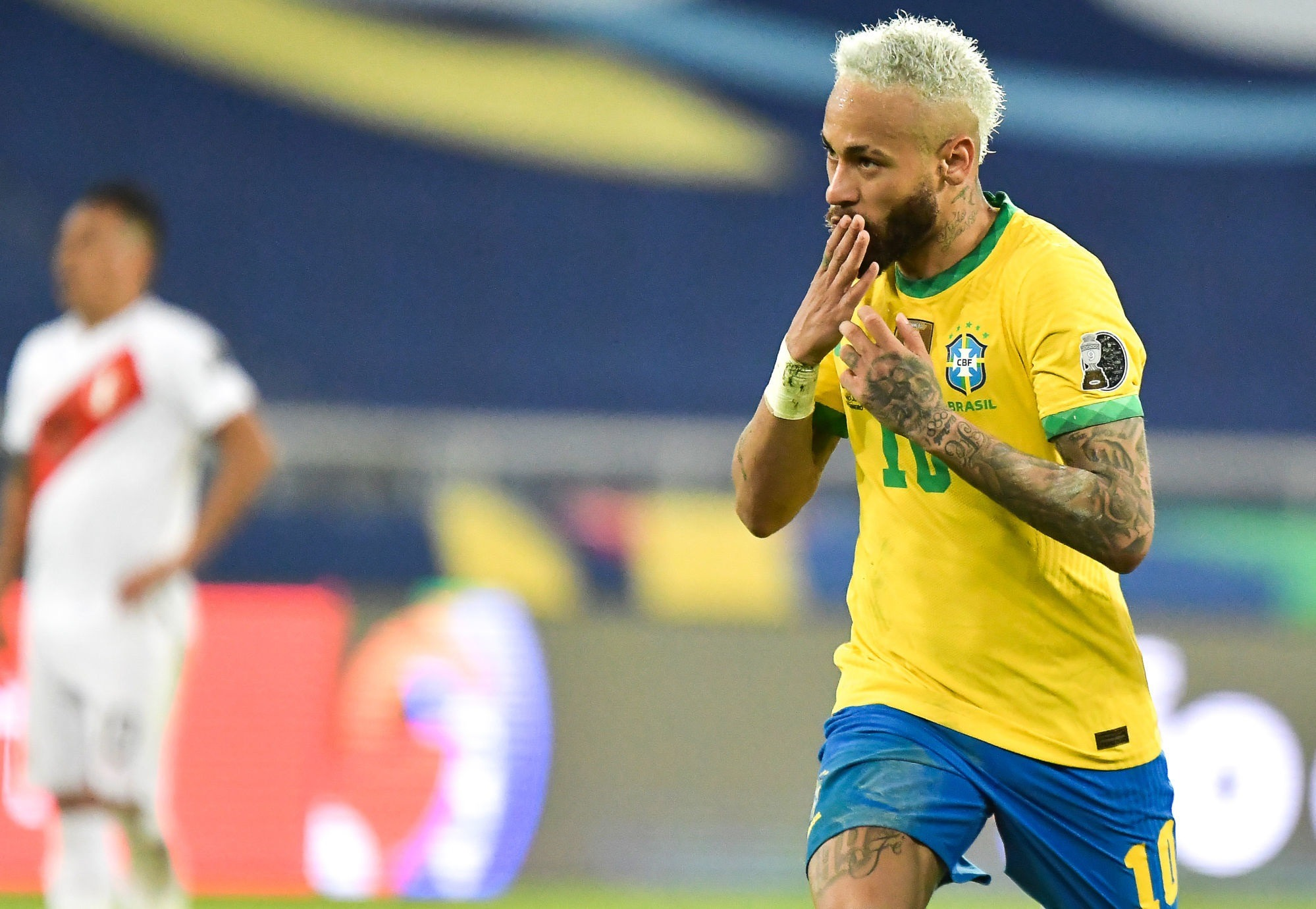 Brésil/Chili - Les équipes officielles : Neymar et Marquinhos titulaires