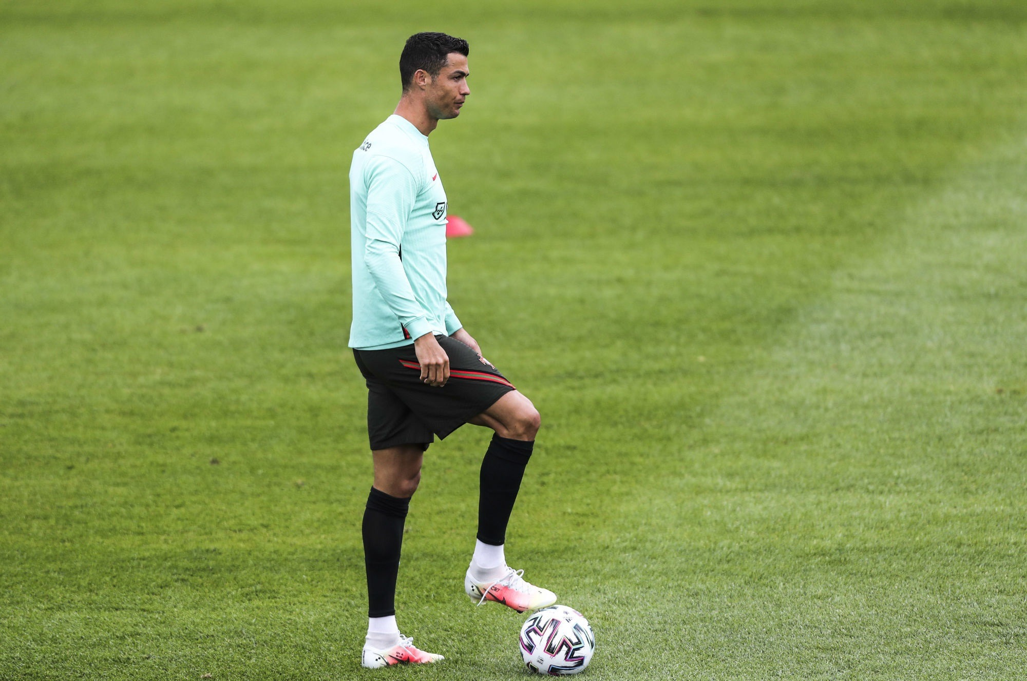 "Mercato - La Juventus ferme la porte pour Ronaldo ""il reste"""