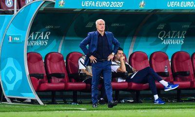 """Euro 2020 - Deschamps défend Mbappé """"Il se sent coupable mais il n'a pas à l'être."""""""