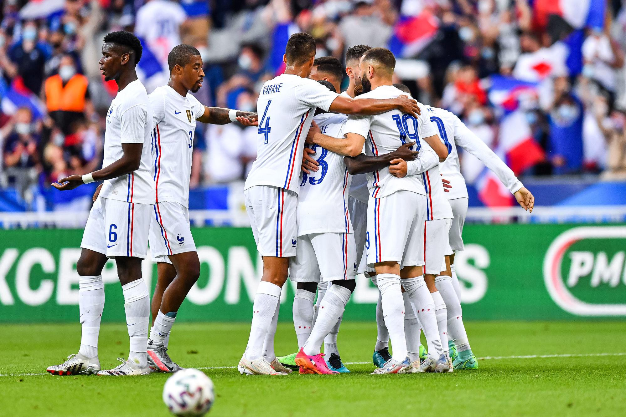 Résumé France/Bulgarie (3-0): La vidéo avec les buts