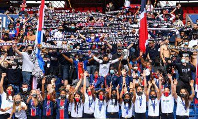 Les joueuses du PSG ont une prime 40 000 euros après leur titre en D1