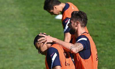 """Sanfourche revient sur la tension entre Mbappé et Giroud """"ce n'est pas le monde des Bisounours"""""""