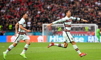 Résumé Hongrie/Portugal (0-3): La vidéo avec les buts