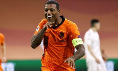 Wijnaldum «un joueur de classe mondiale» sur et en dehors des terrains, assure Adrian