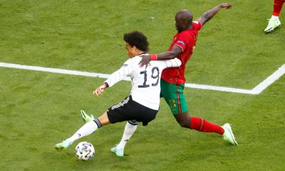 Danilo en flop de la défaite du Portugal contre l'Allemagne dans L'Equipe