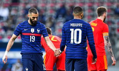 """Benzema """"C'est important que l'Equipe de France ait un joueur comme Mbappé."""""""