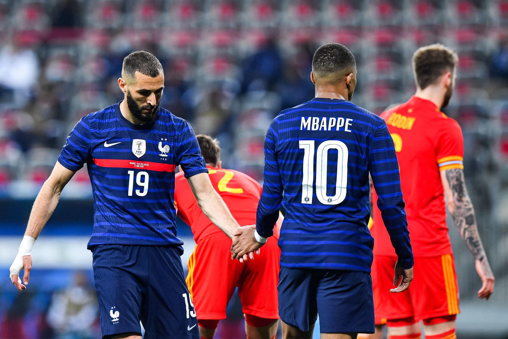 Mbappé se confie : Giroud, demande de joueurs, Benzema, critiques et travail