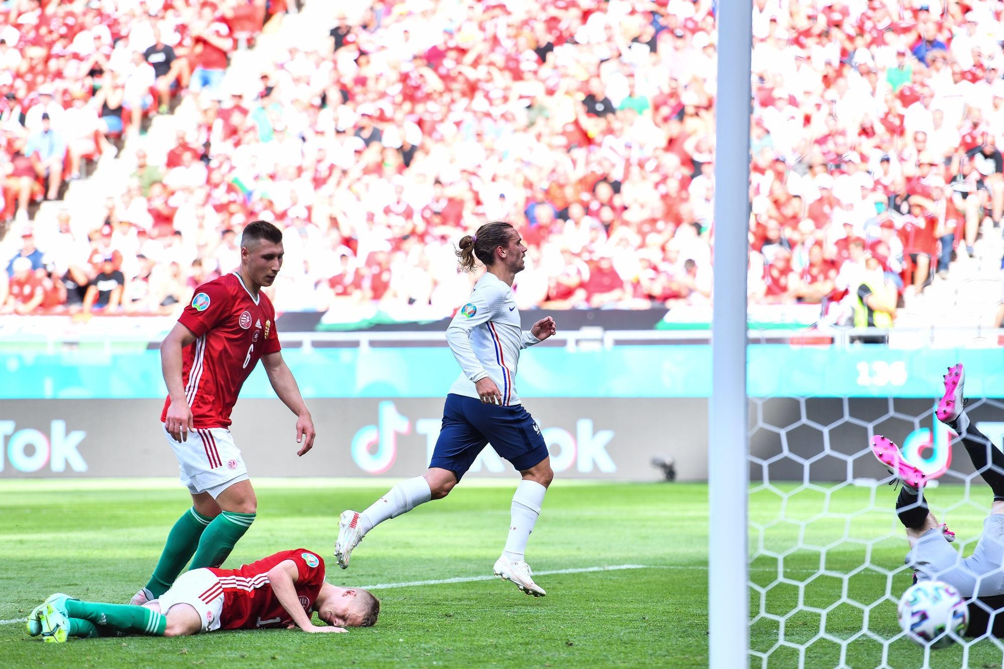 Résumé Hongrie/France (1-1): La vidéo avec les buts