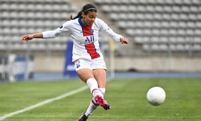 Officiel - Alana Cook quitte le PSG et signé à l'OL Reign