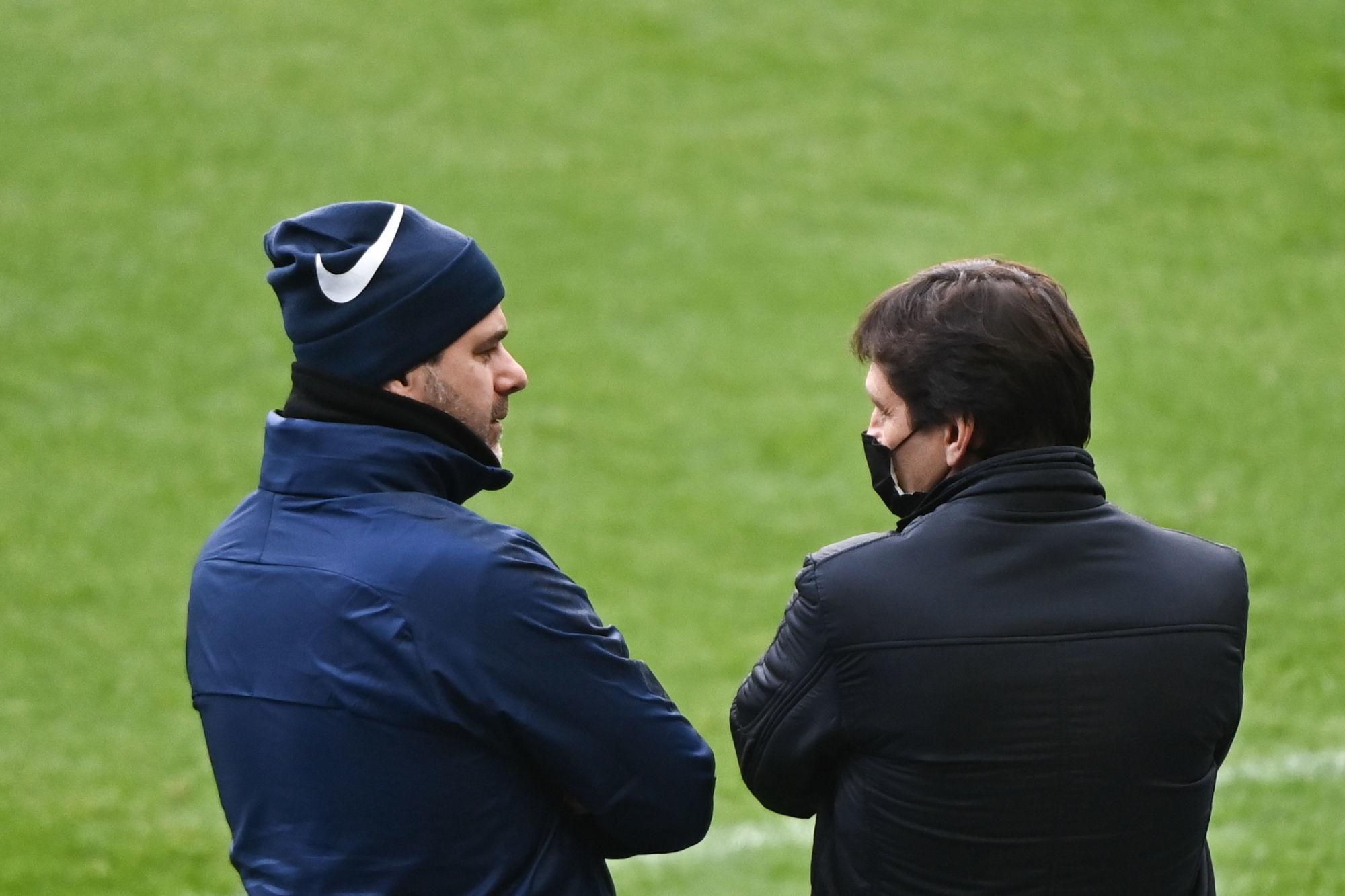"""Sanfourche souligne que Pochettino récupère """"plus de prérogatives"""" au PSG"""