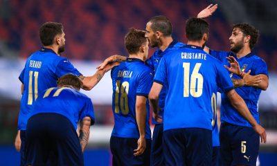 L'Italie balaie la République Tchèque, Florenzi joue presque tout le match