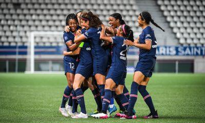 PSG/Dijon - Les Parisiennes gagnent et sont championnes de D1 pour la 1ere fois !