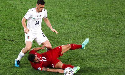 Euro 2020 - Florenzi victime d'une contracture et forfait contre la Suisse