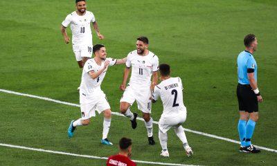 Résumé Turquie/Italie (0-3): La vidéo avec les buts