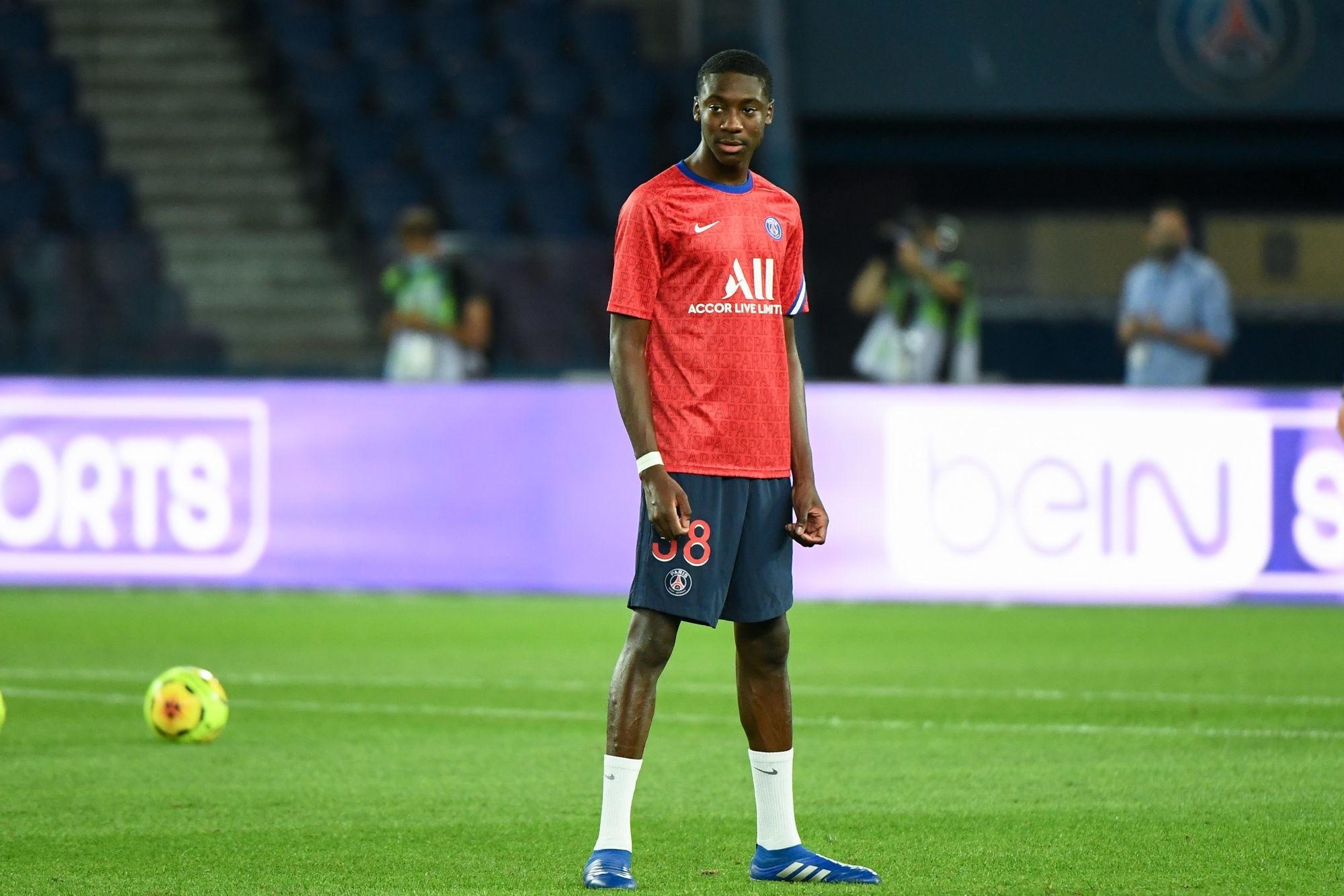 Officiel - Kapo quitte le PSG et signe à Lausanne-Sport