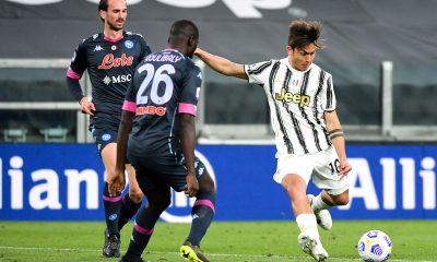 """Mercato - Le PSG a un """"intérêt timide"""" pour Koulibaly et Fabian Ruiz, indique Di Marzio"""