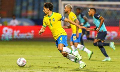 """Copa America - Marquinhos affiche de la confiance pour """"la partie décisive"""""""