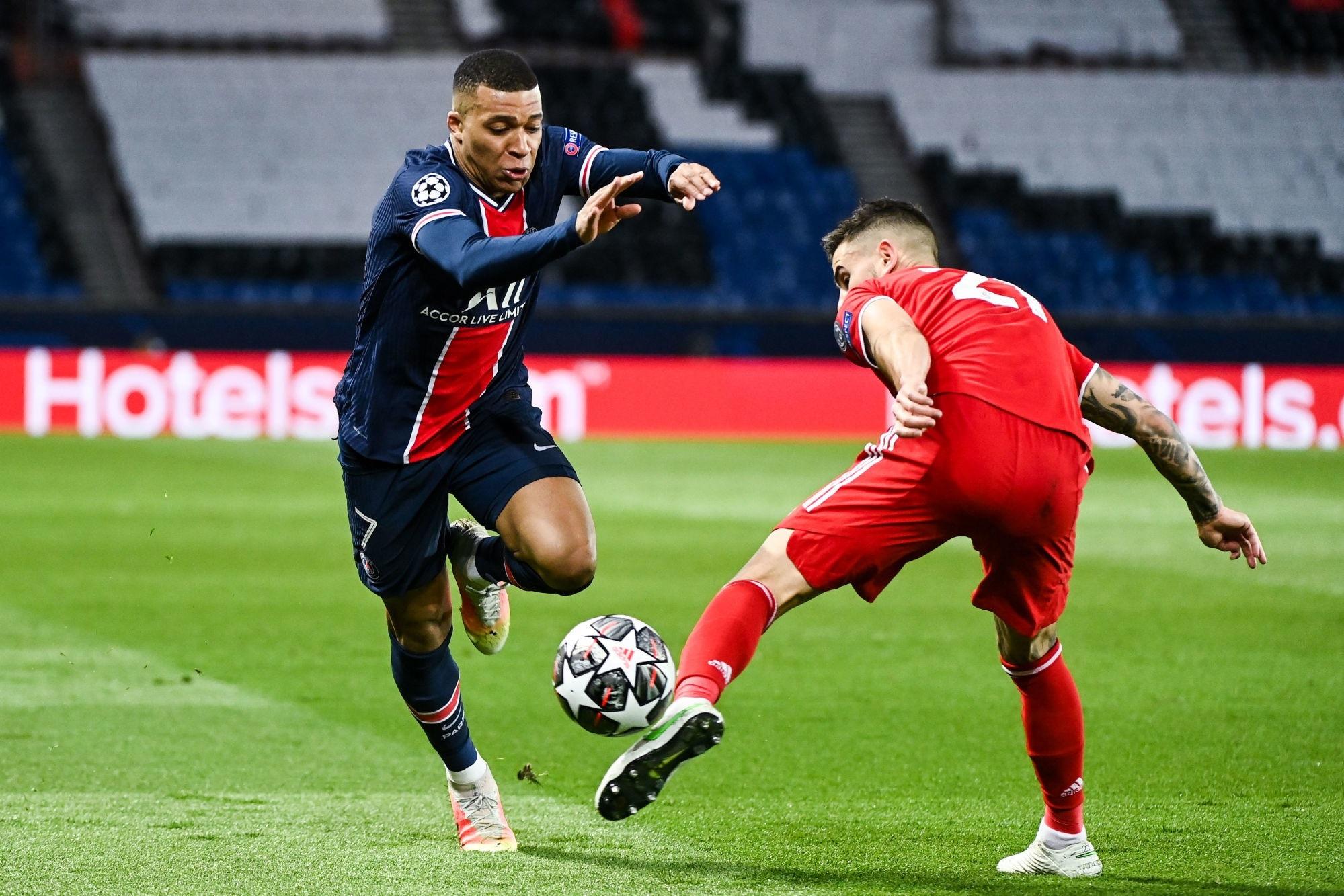 Mbappé évoque l'invitation de Lucas Hernandez au Bayern Munich