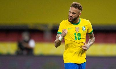 Tite revient sur la performance de Neymar «bien physiquement et mentalement»