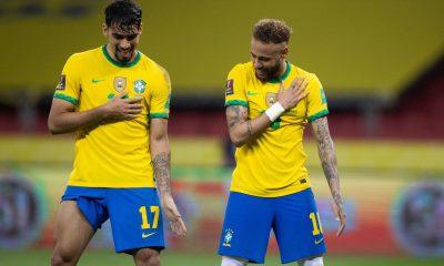 Neymar décisif deux fois avec le Brésil dans la victoire face à l'Equateur