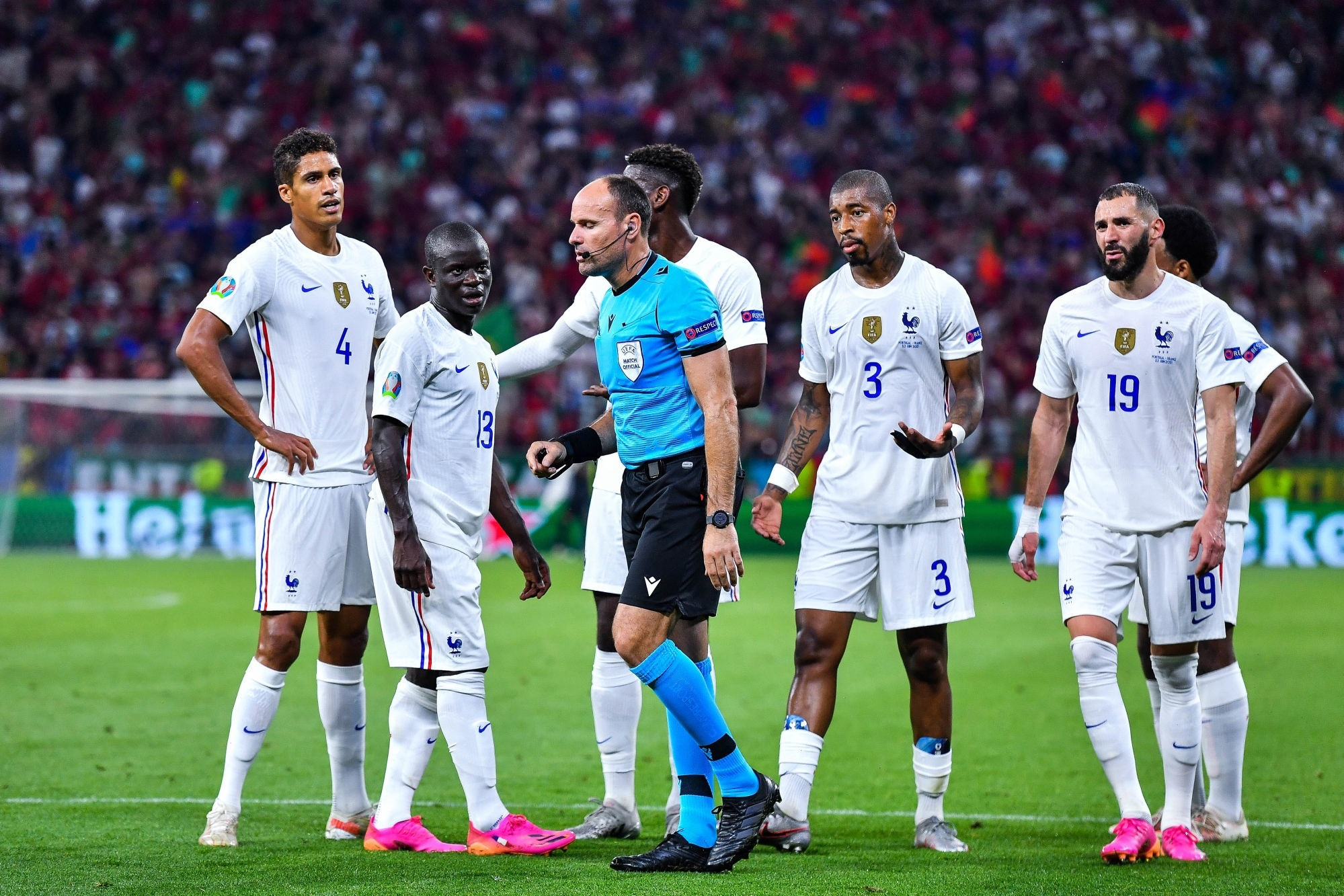 Portugal/France - Les notes des Bleus dans la presse, des joueurs en difficulté dont Kimpembe