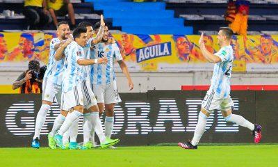 L'Argentine concède encore un nul face à la Colombie, Paredes brille sur une action