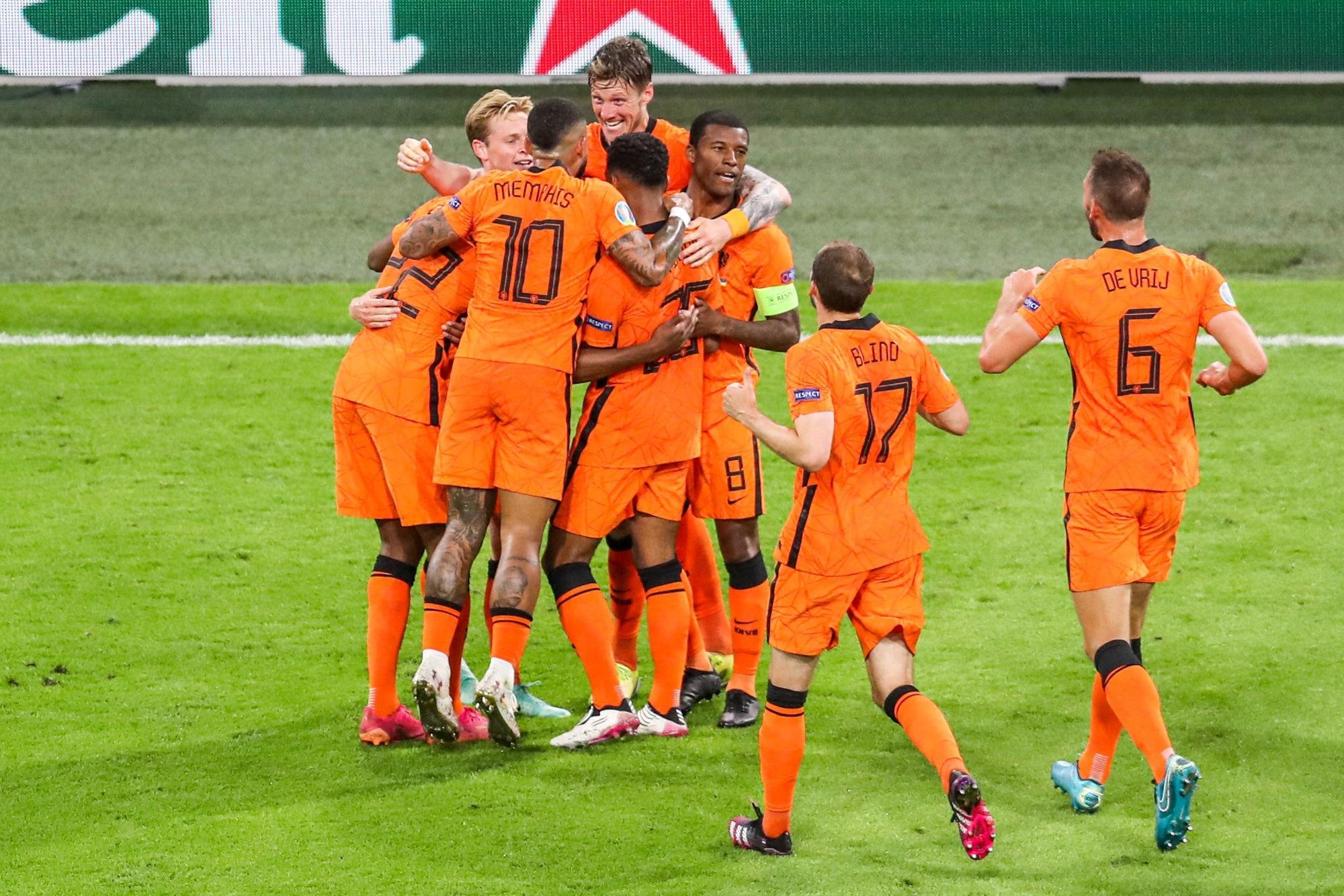Résumé Pays-Bas/Ukraine (3-2): La vidéo avec les buts