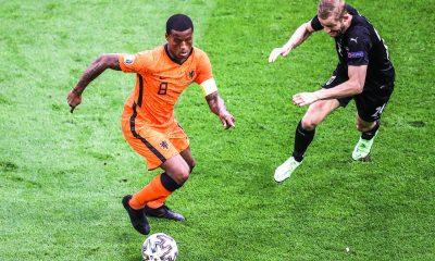 Pays-Bas/Autriche - Wijnaldum a réussi une bonne performance lors de la victoire néerlandaise