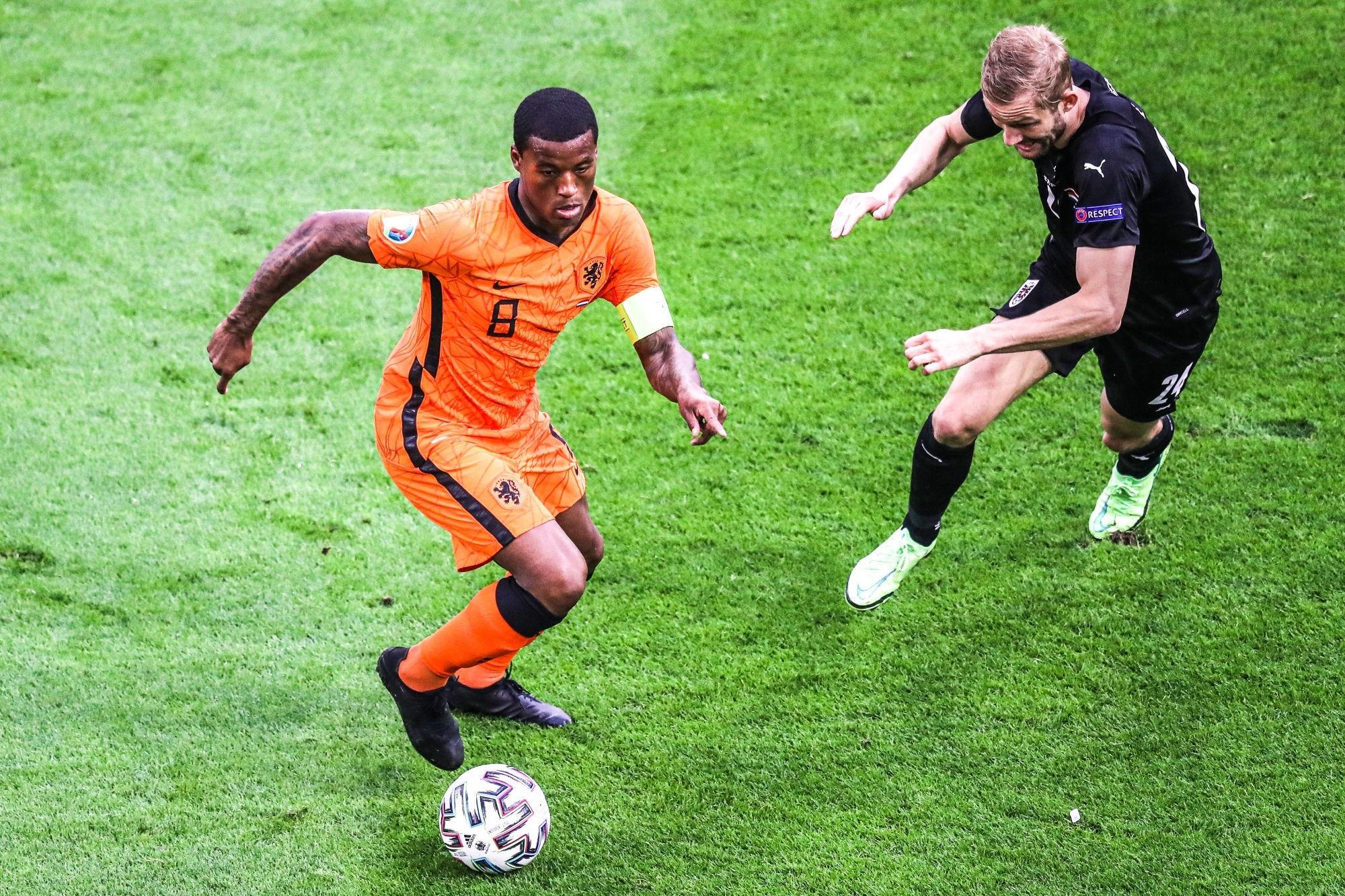 Officiel - Wijnaldum portera le numéro 18, que Kean avait, au PSG