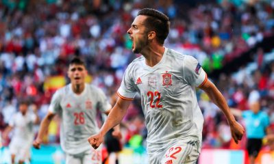 Euro 2020 - Sarabia encore convaincant avec l'Espagne