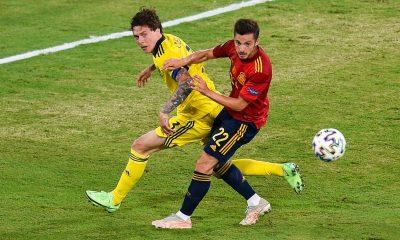 Les images du PSG ce lundi: Espagne/Suède et Argentine/Chili